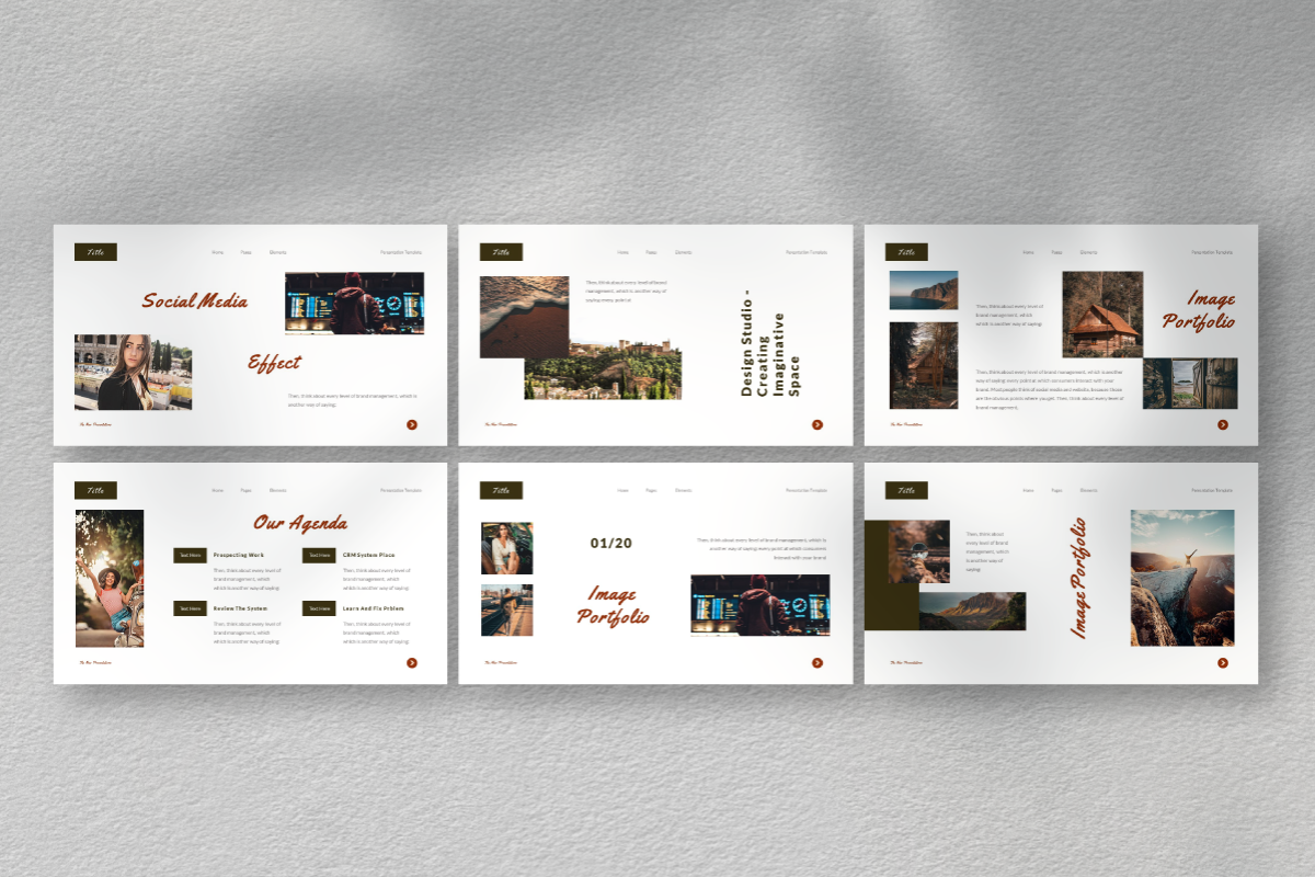 The New PowerPoint Template