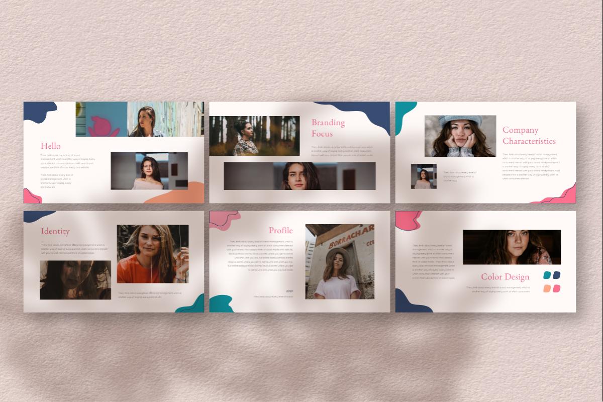 Feminim Brand PowerPoint Template