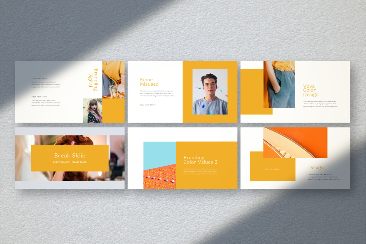 Vova PowerPoint Template