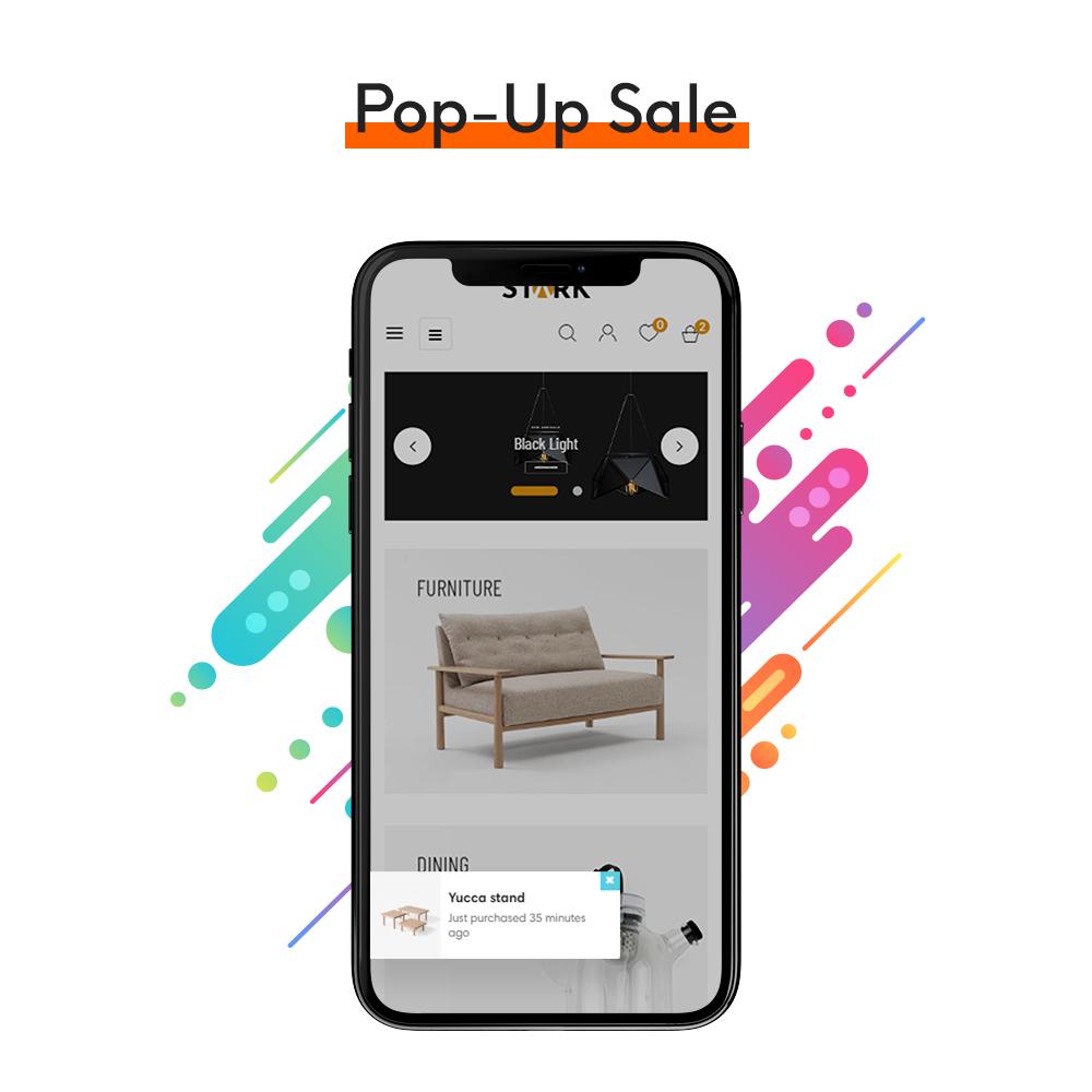 Stark - Furniture & Home Decor PrestaShop Theme