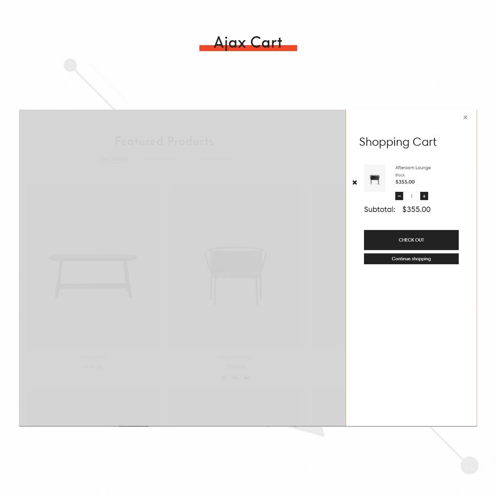 Stark - Furniture & Home Decor Shopify Theme