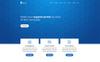"""Website Vorlage namens """"Doxy - Knowlegebase & Documentation"""" Großer Screenshot"""