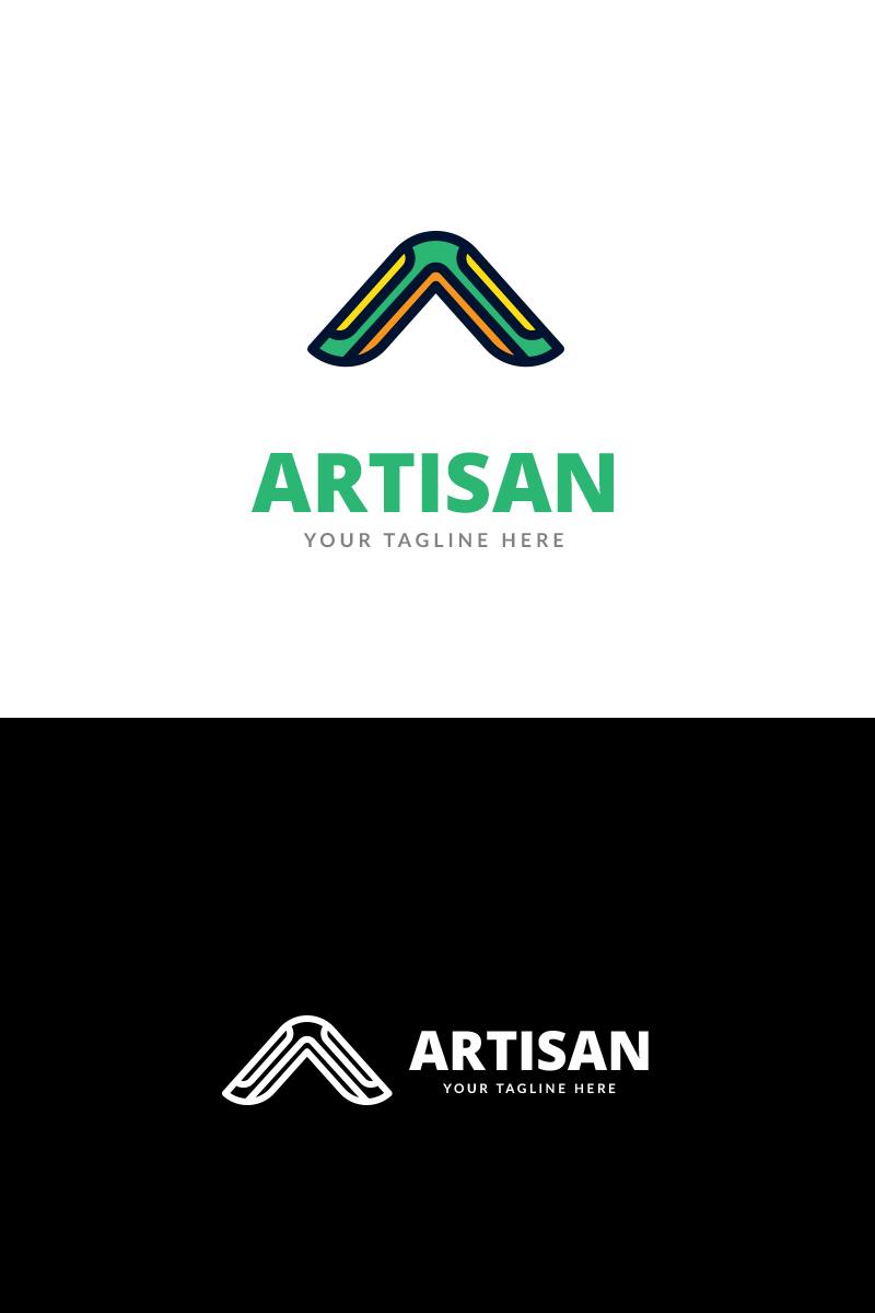 Plantilla de Logotipo #68371 para Sitio de Arte