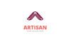 A Letter Logo Template Big Screenshot