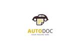 Auto Doc Logo Template