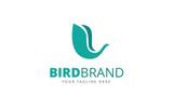 Bird Brand Logo Template