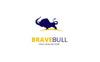 Brave Bull Logo Template Big Screenshot