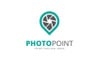 Photo Point Logo Logo Template Big Screenshot