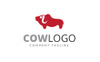Cow Logo Template Big Screenshot