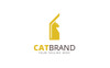 Cat Logo Template Big Screenshot