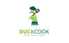 Duck Cook Logo Template Big Screenshot