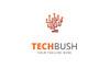 Tech Bush - Logo Template Big Screenshot