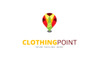 Clothing Point Logo Template Big Screenshot