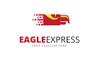 Eagle Express Logo Template Big Screenshot