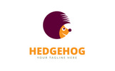 Hedgehog Logo Template