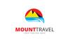 Mount Travel Logo Template Big Screenshot