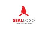 Seal Logo Template