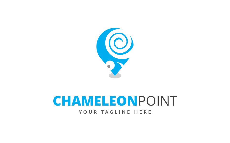 Chameleon Logo Template #68725