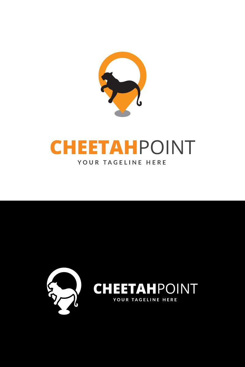 Cheetah Point Logo Template #68726