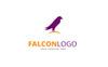 Falcon Logo Template Big Screenshot
