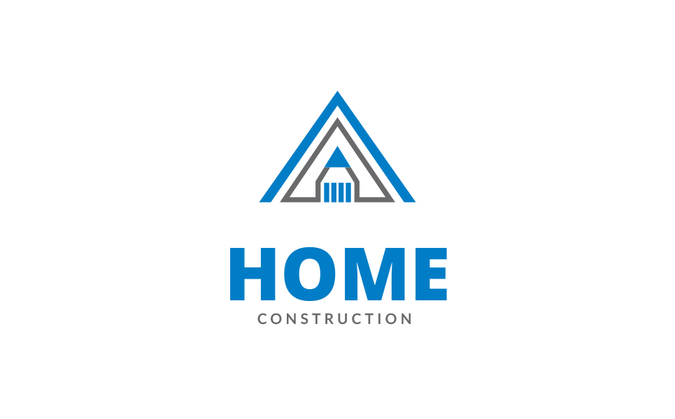 the gallery for gt home construction logo
