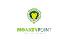Monkey Point Logo Template Big Screenshot
