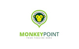 Monkey Point Logo Template