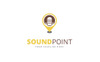 Sound Point Logo Template Big Screenshot
