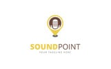 Sound Point Logo Template