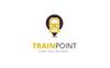 Train Point Logo Template Big Screenshot