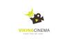 Viking Cinema Logo Template Big Screenshot