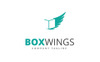 Box Wings - Logo Template Big Screenshot