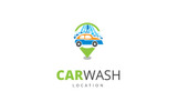 Car Wash Point - Logo Template