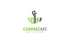 Coffee Cafe - Logo Template Big Screenshot