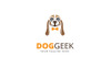 Plantilla de Logotipo para Sitio de Animales y Mascotas Captura de Pantalla Grande