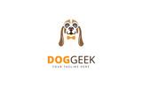 Plantilla de Logotipo para Sitio de Animales y Mascotas