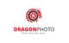 Dragon Photo Logo Template Big Screenshot