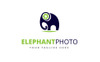 Elephant Photo Logo Template Big Screenshot