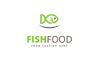Fish Food Logo Template Big Screenshot