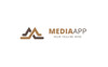 Media App Logo Template Big Screenshot