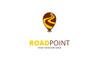 Road Point Logo Template Big Screenshot