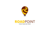 Road Point Logo Template