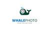 Whale Photo Logo Logo Template Big Screenshot