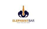 Elephant Bar Logo Template