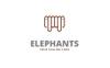 Elephants Logo Template Big Screenshot