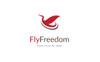 Fly Freedom Logo Template Big Screenshot