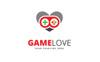 Game Love Logo Template Big Screenshot