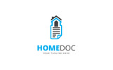 Home Doc Logo Template