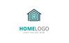 "Šablona logotypu ""Home"" Velký screenshot"