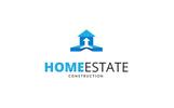 Home Estate Logo Template